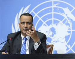 Ismail Ould Cheikh Ahmed, UN Photo
